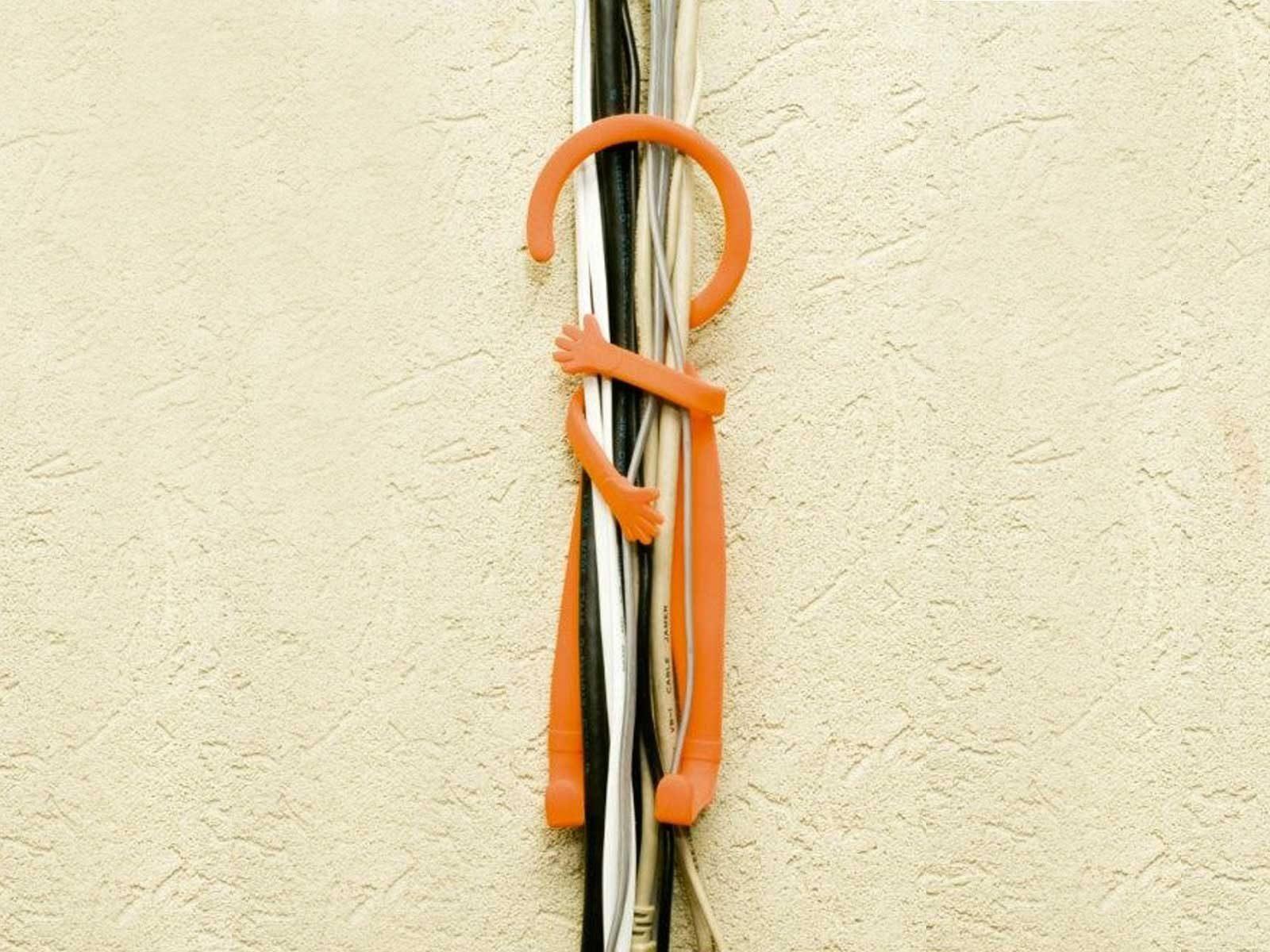 בונדי כתום חובק כבלים