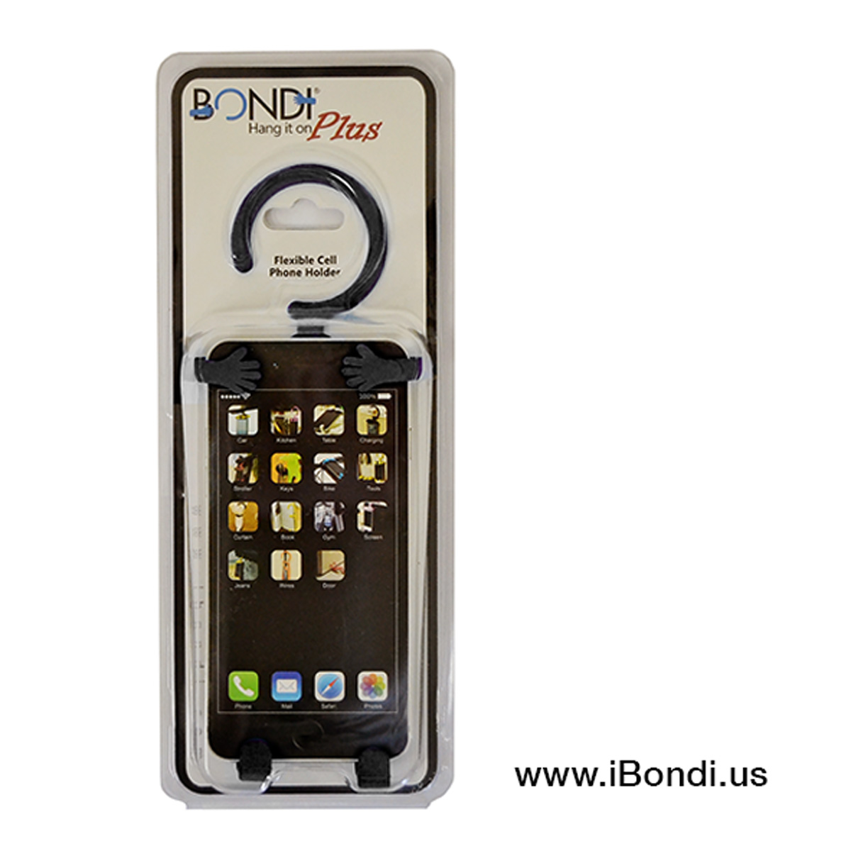 Packing bondi plus black