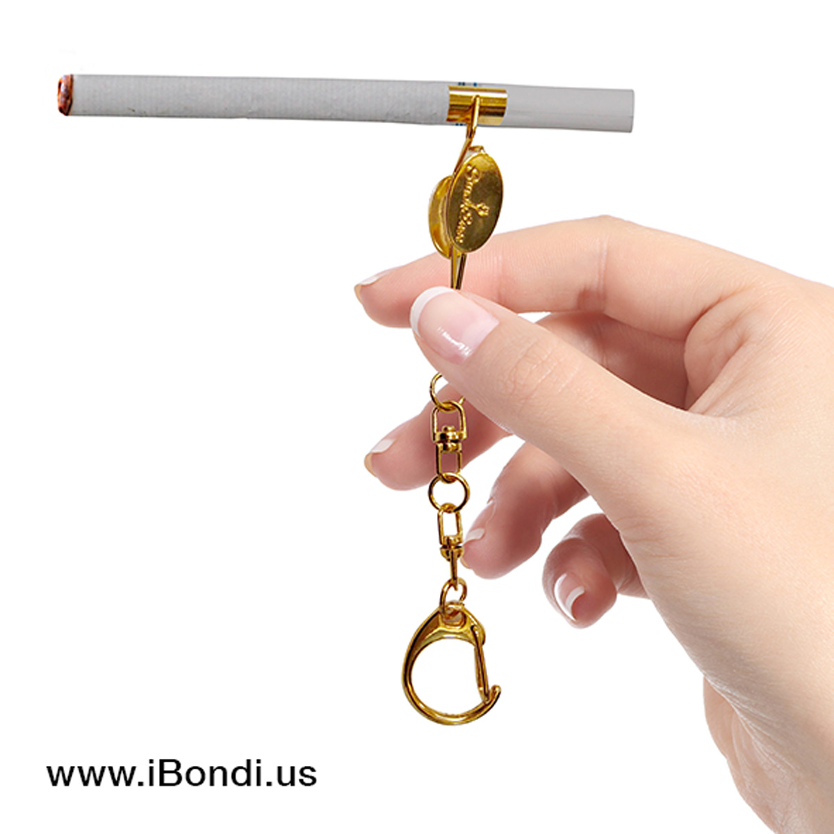 cigarette holder clip