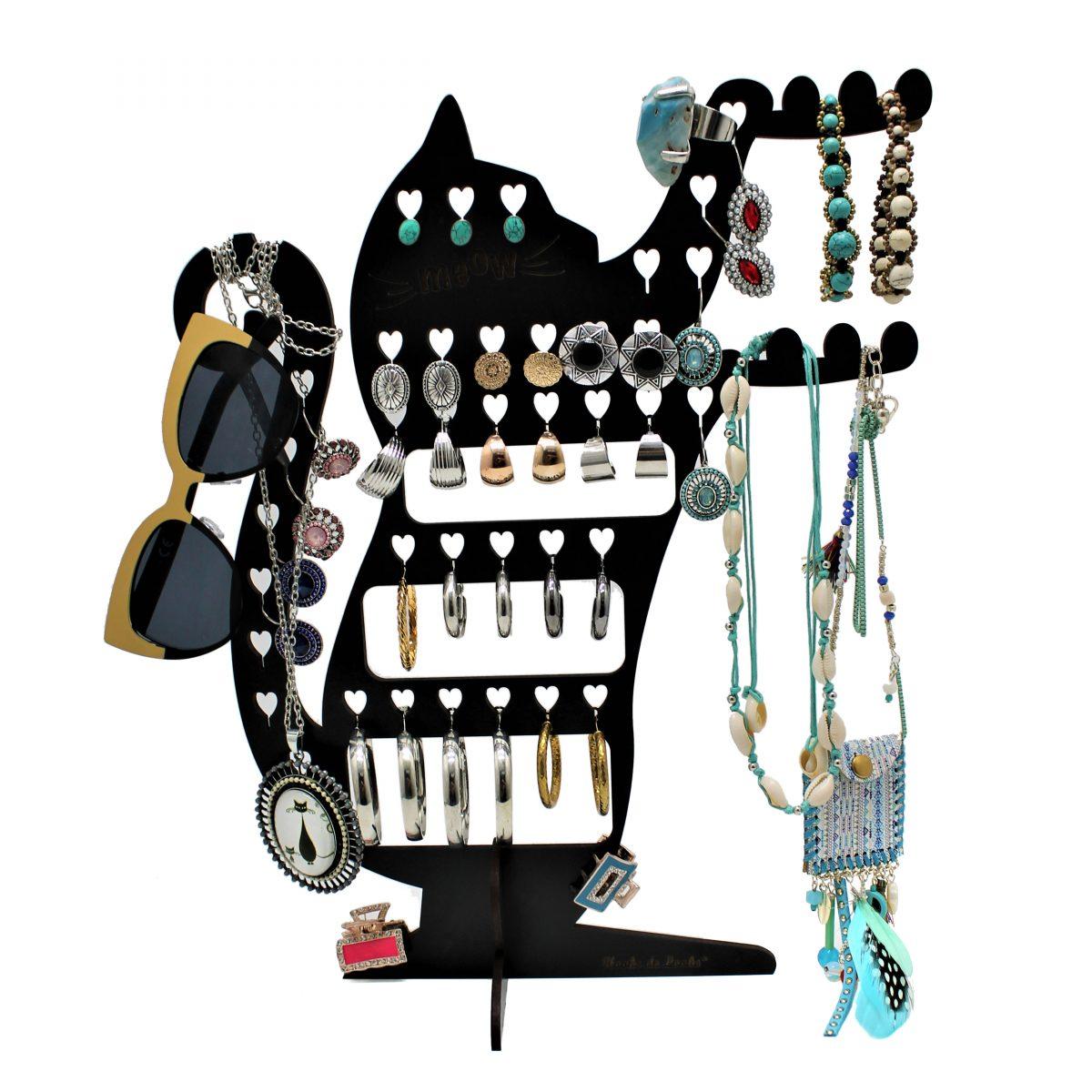 Jewelry stand Black